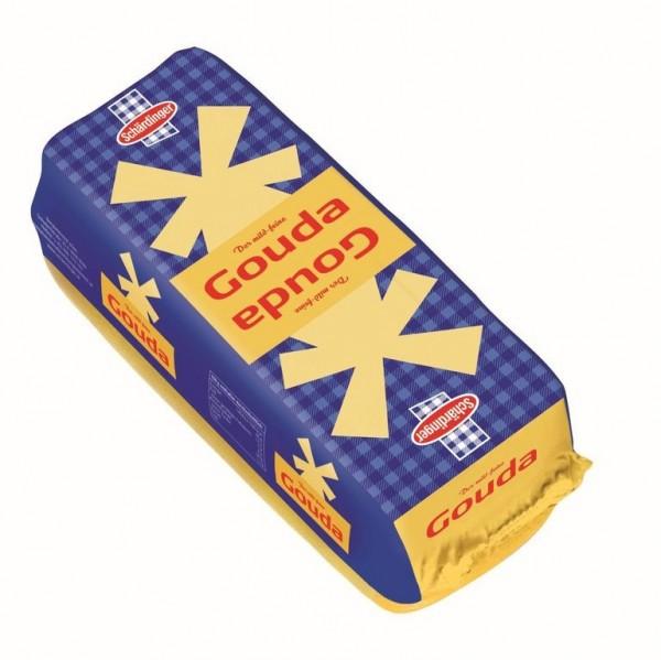 Pizzakäse Schärdinger Block 45% Fett