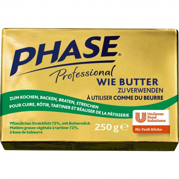 Phase wie BUTTER - ( 250 gr./Pack)