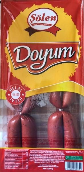"""""""Sölen"""" Doyum Kangal Sucuk (1 Kg/Pack)"""