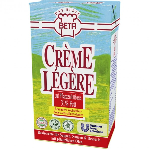 Creme Legere, Beta - ( 1 L )