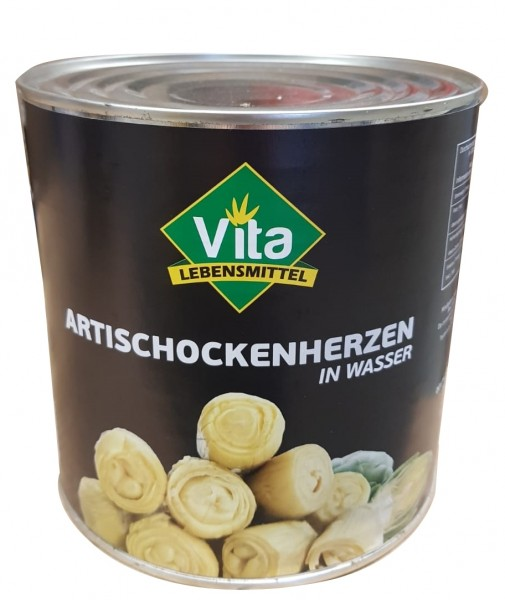 """Celeste"" Artischokenherzen (3/1, - 2650 gr. Dose)"