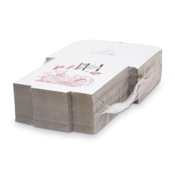 Pizza Karton 34,5 x 34,5 x 3,7 (1x100 Stk)