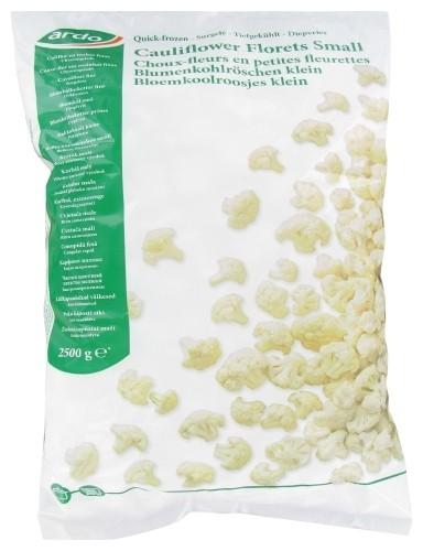 TK - Karfiol Blumenkohl 30 - 60 - (2,5 Kg Sack)