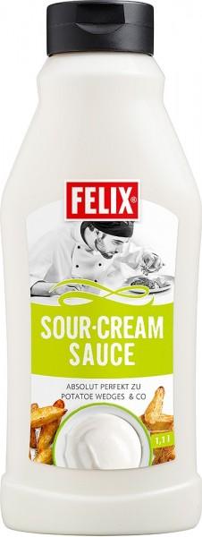 """""""Felix"""" Sauercrem Sauce (1160 gr./ Flasche)"""