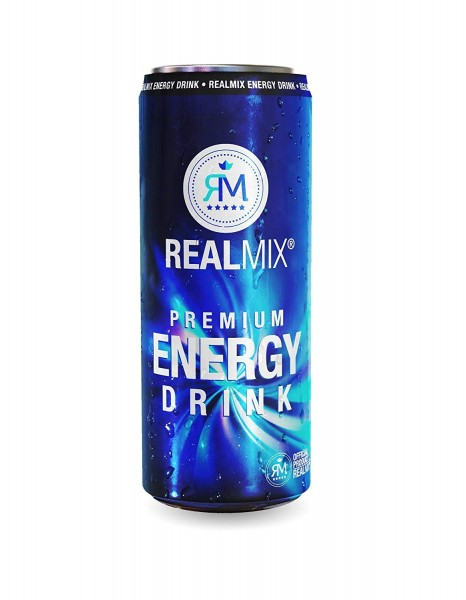 Real Mix Energy 0,25 lt. ( 1x24 Dose)