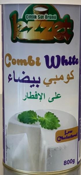 """Lezzet"" Kombi Beyaz (800 gr./Dose)"