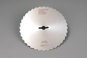 Tandir Diskmesser (100 er, gezahnt)