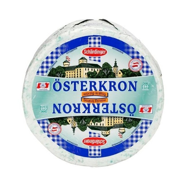 Gorgonzola Österkorn (ca.1,25 kg.Laichen) (4/#)