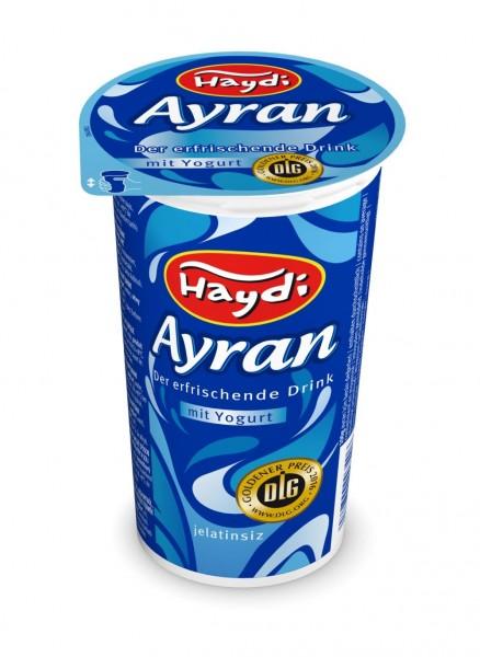 Haydi - Ayran - 0,250 g. BECHER ( 1 x 20 Stk. )