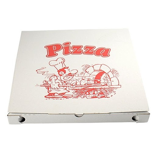 Pizza Karton 50 x 50 x 4 (1 x 50 Stk.)