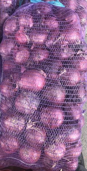OG - Rote Zwiebel - (10 Kg Sack)