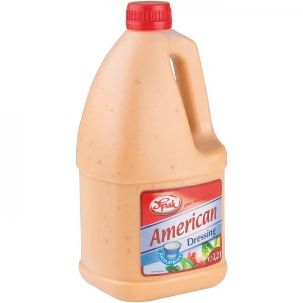 Spak American Dressing - 2 Kg