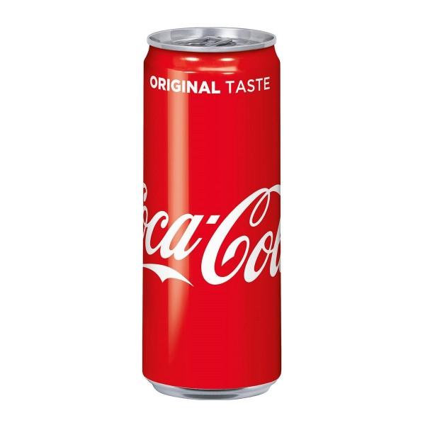 Coca Cola (0,33 lt. - 1x24 Dose, 110/Pal.)