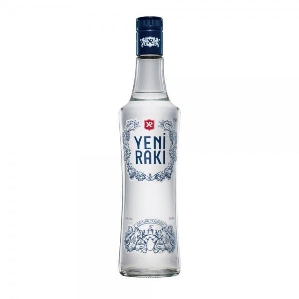 Yeni RAKI 45% - (0,35 lt. - Flasche)