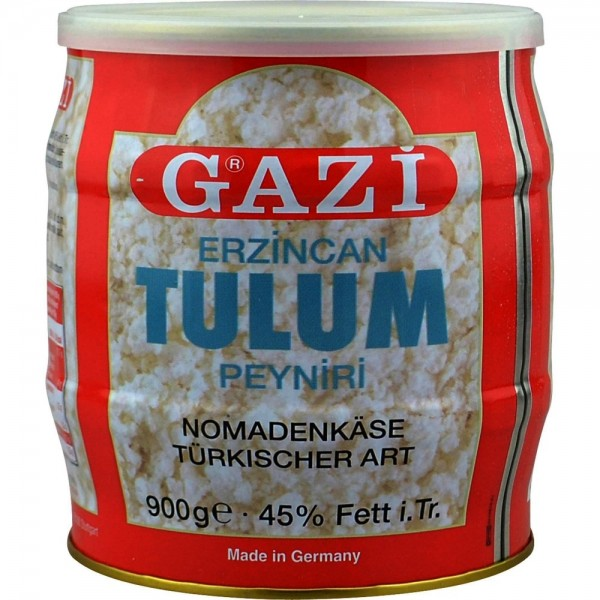 Gazi Tulum Käse ( 900 gr.Dose)