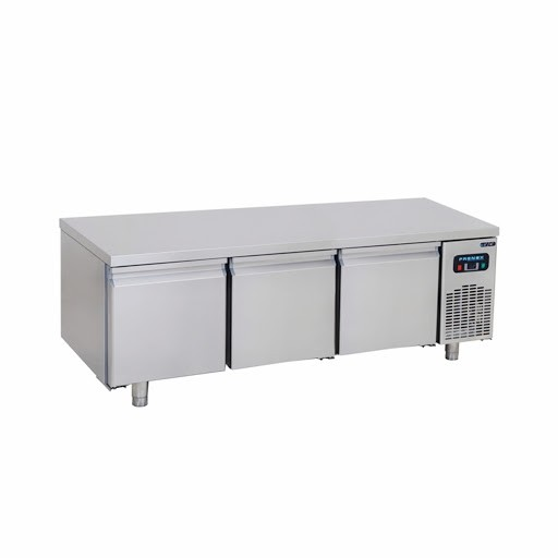 """Frenox""UGN3-SH-Kühltisch (-2/+8 °C-160x70x60 cm)"
